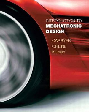 Cover of Introduction to Mechatronic Design
