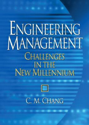 Cover of Engineering management