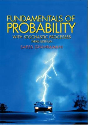 Cover of Fundamentals of Probability, with Stochastic Processes