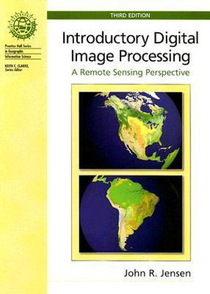 Cover of Intro Digital Image Processing  CP