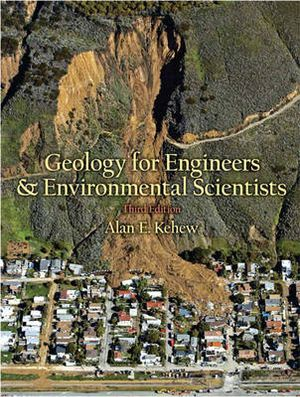 Cover of Geology for engineers and environmental scientists
