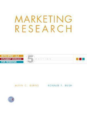 Cover of Marketing Research