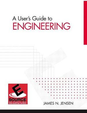 Cover of A User's Guide to Engineering