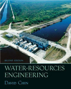 Cover of Water-resources Engineering