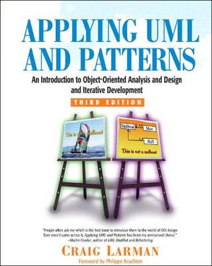 Cover of Applying UML And Patterns