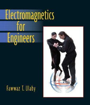 Cover of Electromagnetics for Engineers       Cp