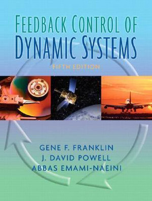 Cover of Feedback Control of Dynamic Systems
