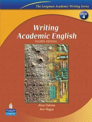 Cover of Writing Academic English Adv