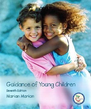 Cover of Guidance of Young Children