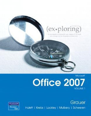 Cover of Exploring Microsoft Office 2007