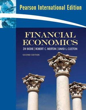 Cover of Financial Economics    Pie