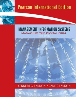 Cover of Management Information Systems