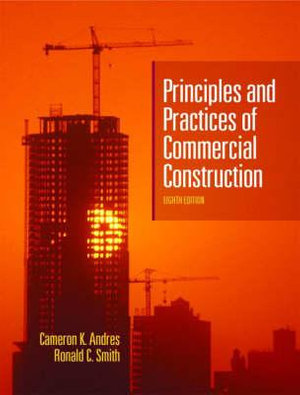 Cover of Principles and Practices of Commercial Construction