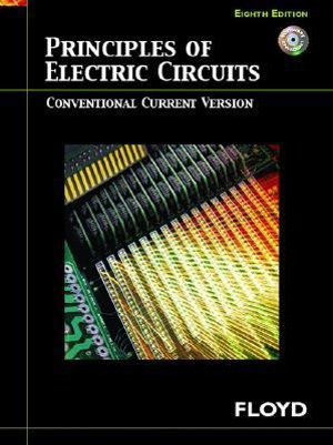 Cover of Principles of electric circuits