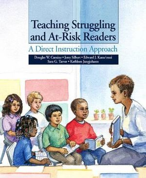 Cover of Teaching struggling and at-risk readers