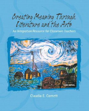 Cover of Creating Meaning Through Literature and the Arts