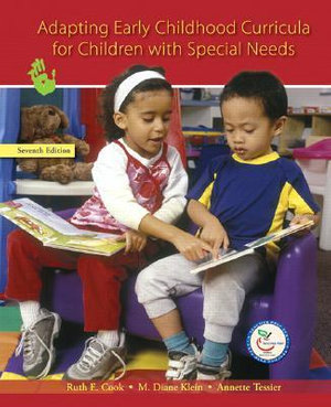 Cover of Adapting Early Childhood Curricula for Children with Special Needs
