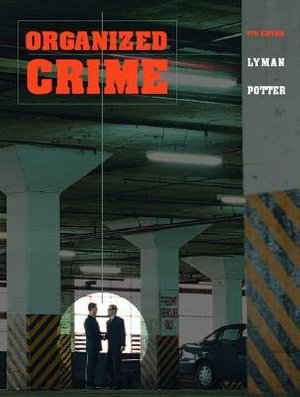Cover of Organized Crime