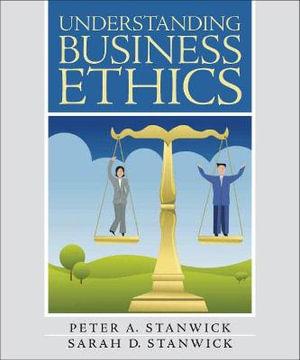Cover of Understanding Business Ethics