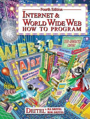 Cover of Internet & World Wide Web