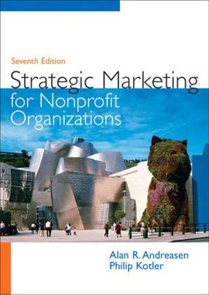 Cover of Strategic Marketing For Non-Profit Organisations