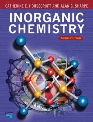 Cover of Inorganic Chemistry
