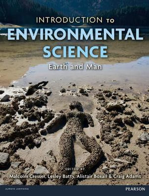 Cover of Introduction to Environmental Science