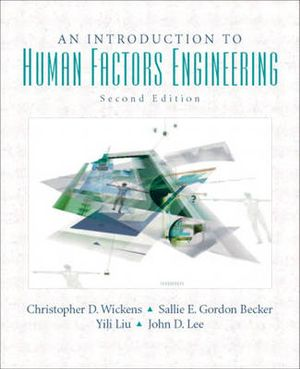 Cover of An Introduction to Human Factors Engineering