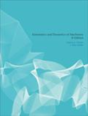 Cover of Kinematics and Dynamics of Machinery SI