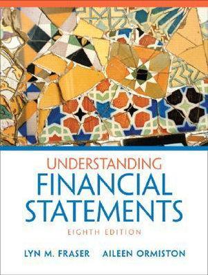 Cover of Understanding Financial Statements