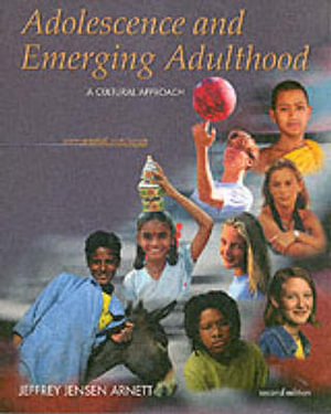 Cover of Adolescence and Emerging Adulthood