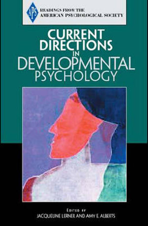 Cover of Current Directions in Developmental Psychology