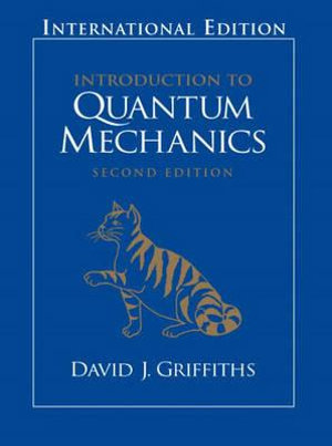 Cover of Introduction to Quantum Mechanics