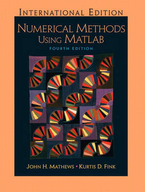 Cover of Numerical Methods Using MATLAB