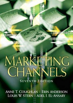 Cover of Marketing Channels                   Cp
