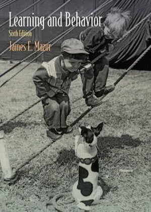 Cover of Learning And Behavior