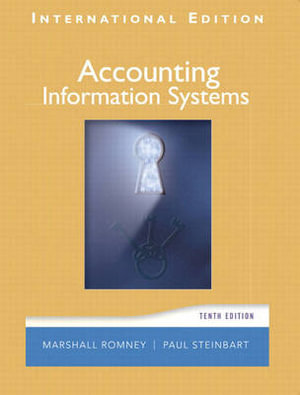 Cover of Accounting information systems. [Hauptbd.]