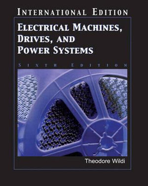 Cover of Electrical Machines Driver Power Sys Pie