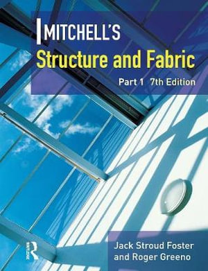 Cover of Mitchell's Structure and Fabric Part 1