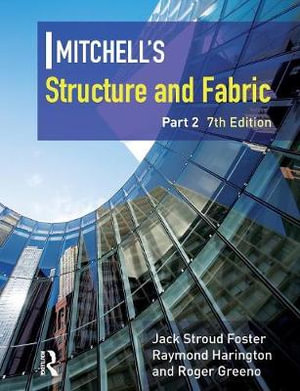 Cover of Mitchell's Structure and Fabric Part 2