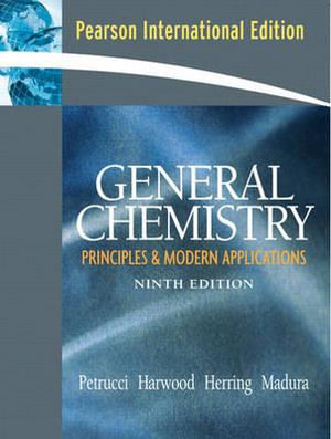 Cover of General Chemistry