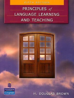 Cover of Principles of Language Learning and Teaching