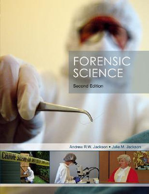 Cover of Forensic Science