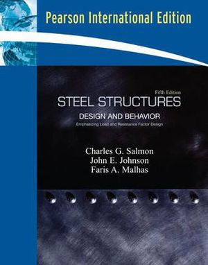 Cover of Steel structures