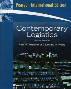 Cover of Contemporary Logistics