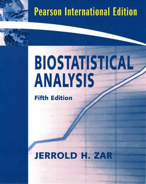 Cover of Biostatistical Analysis
