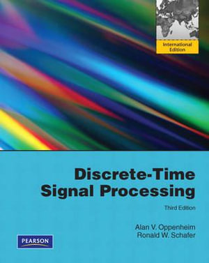 Cover of Discrete-time Signal Processing