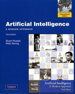 Cover of Artificial Intelligence Pearson International Edition - Mechanical      Version