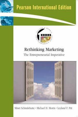 Cover of Rethinking Marketing