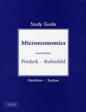 Cover of Study Guide for Microeconomics